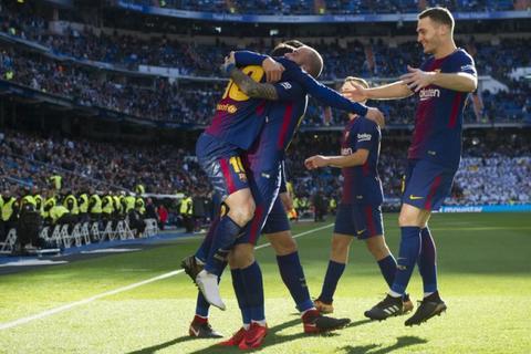 La jugada de Messi que marcó el clásico vista desde otro ángulo