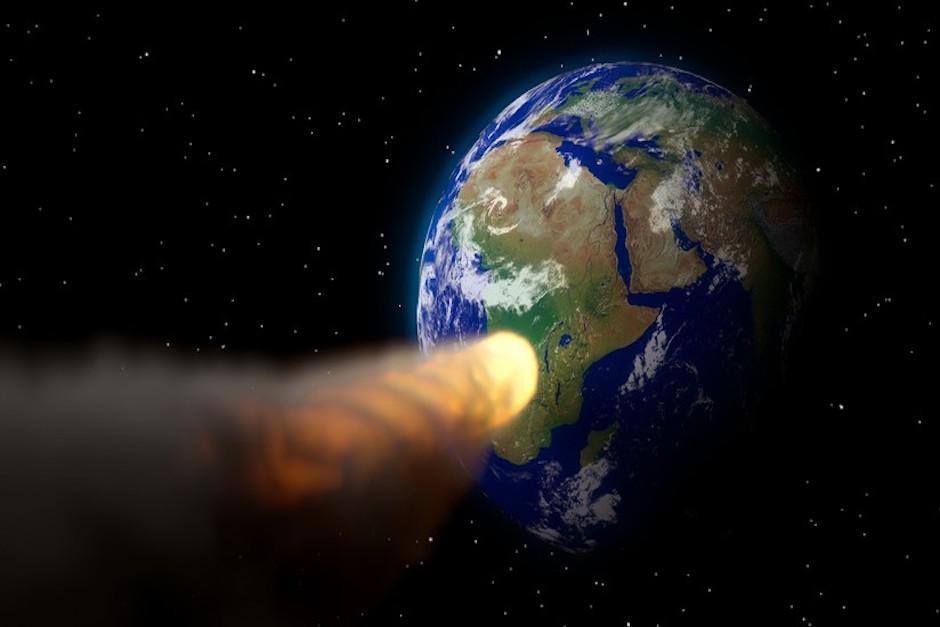 """Un """"peligroso"""" asteroide pasará cerca de la tierra"""