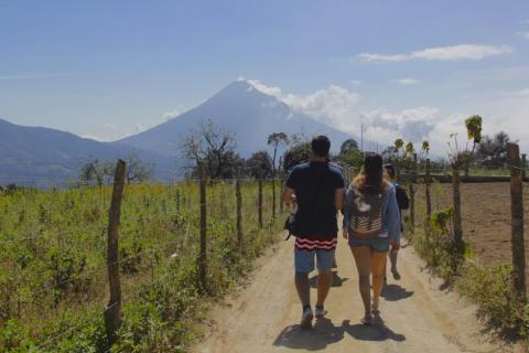 Estas son las impresionantes cifras que dejó el turismo en Guatemala