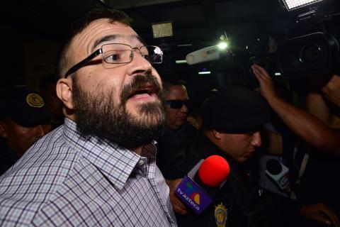 Medio mexicano da a conocer condiciones de Javier Duarte en la cárcel