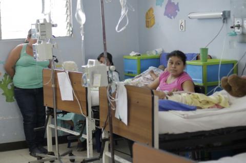 Hospital San Juan de Dios podría tener trasplantes de médula ósea