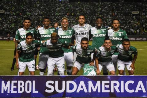 Ricardo Jerez debuta con empate en la Copa Sudamericana