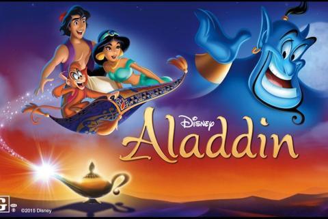 Ellos serán Aladdín, Jasmine y el Genio en película con actores reales