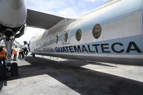 La historia que inspirará el simulacro del secuestro de un avión