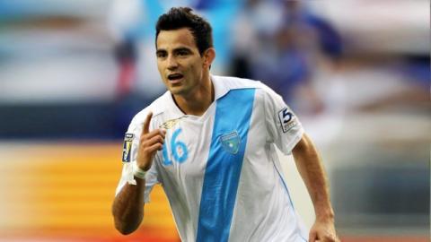 Nostalgia de Marco Pappa porque Guatemala no está en Copa Oro