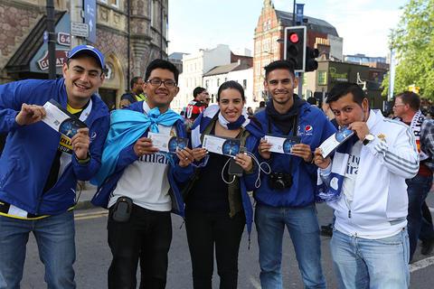 5 curiosidades de la final de la Champions vividas por 5 guatemaltecos