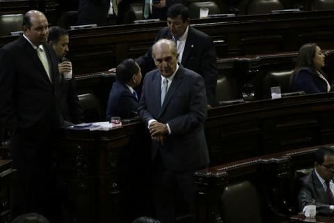 Nueva investigación del MP incluye a 35 parlamentarios y exdiputados