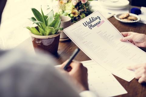 """¿Te quieres casar? Revisa el """"checklist"""" de tu boda"""