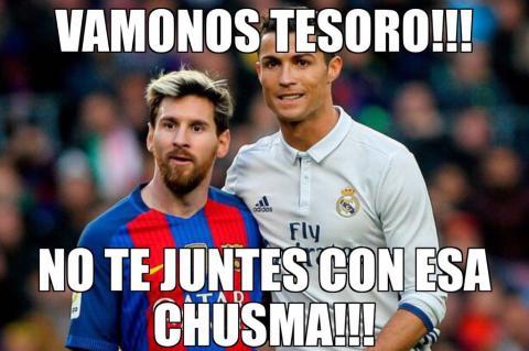 """Los """"memes"""" no tienen piedad de Cristiano Ronaldo y Portugal"""