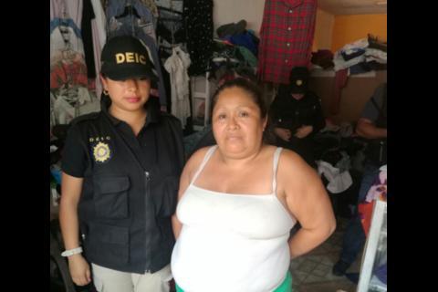 """""""Doña Chiqui"""", la mujer que desde una paca dirigía red de prostitución"""