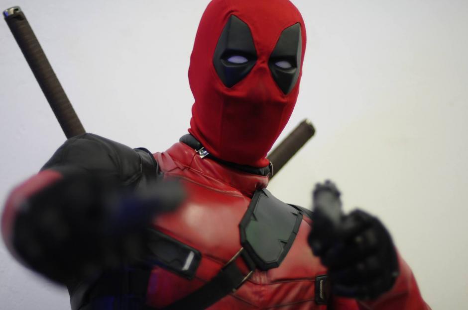 Un X-men, las voces de Deadpool y Iron Man en Xpo Comicon de Guatemala