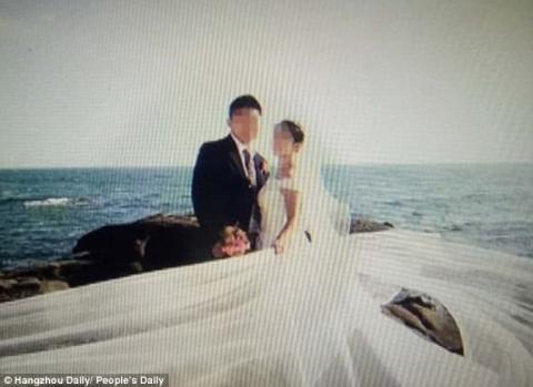 Un novio fue capturado por invitar a falsos familiares a su boda