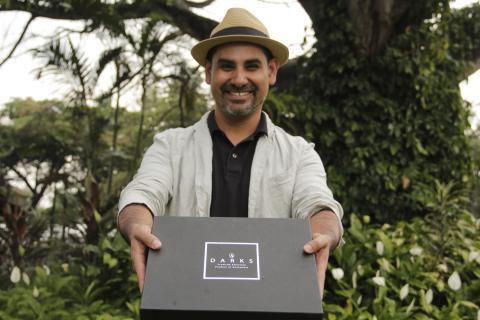 Carlos Ramírez, el emprendedor que lleva café guatemalteco a Japón