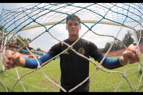 Nicholas Hagen rompe récord y es el menos vencido del Clausura 2017