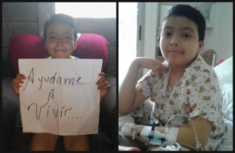 #Corazón502 Henryck Aldana solicita tu ayuda para vencer al cáncer