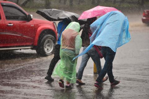 Vivir bajo la lluvia