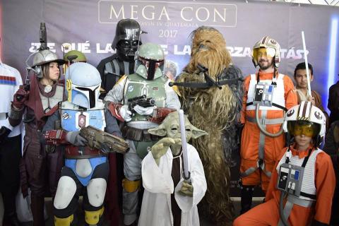 Mega-Con 2017 celebra 40 años del estreno de Star Wars en el cine
