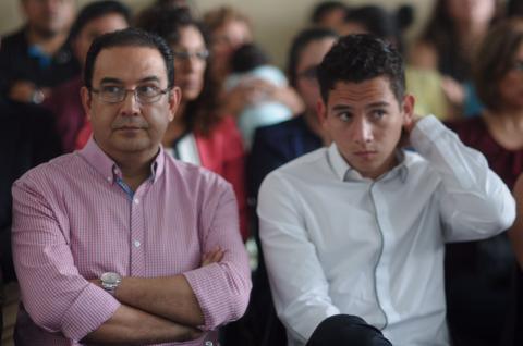 Hijo y hermano de Jimmy Morales enfrentarán juicio
