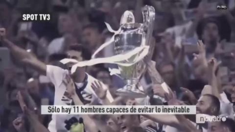 El anuncio antimadridista de TV3 de Barcelona para la final
