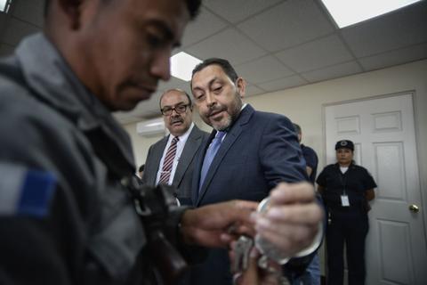 """López Bonilla sobre caso Caja de Pandora: """"Jamás hablé con Byron Lima"""""""