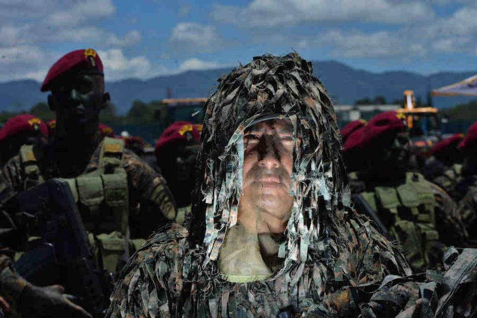 El soldado y esa relación disfuncional con el Ejército
