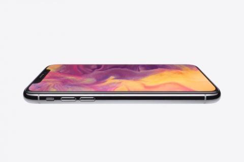 """""""La línea verde de la muerte"""", la falla reportada en los iPhone X"""