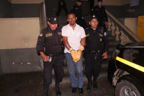 Capturan a guardia del Congreso que fue agredido por diputado de FCN