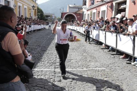 La Carrera de las Charolas cumple 16 años de recorrer Antigua