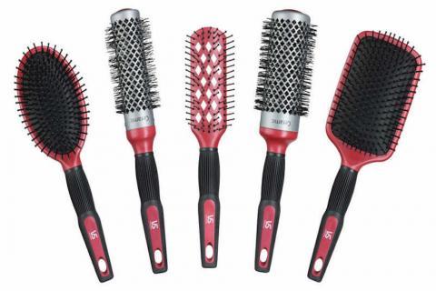 De acuerdo al tipo de cabello que tienes, así debe ser el cepillo