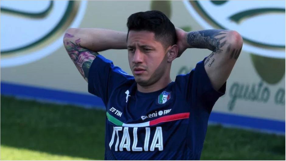 Futbolista se pierde el Mundial luego de cambiar a Perú por Italia