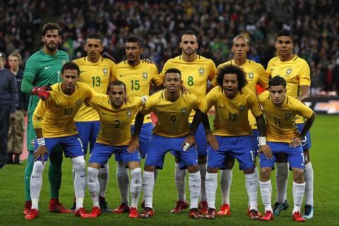Brasil será el campeón del mundo en Rusia, según teoría china