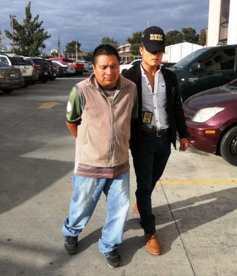 Capturan a hombre acusado de simular secuestro para ocultar un crimen