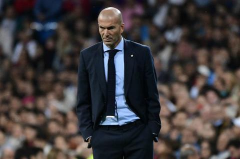 Zinedine Zidane descarta el fichaje de Neymar en el Real Madrid