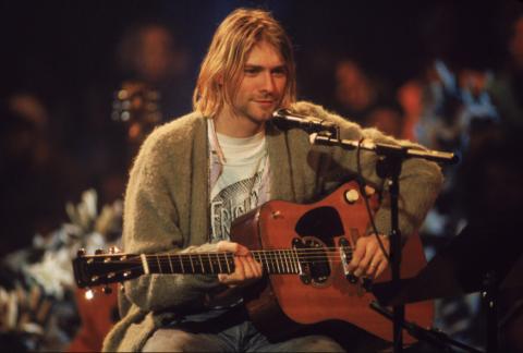 """Tres temas para recordar el """"MTV Unplugged in New York"""" de Nirvana"""