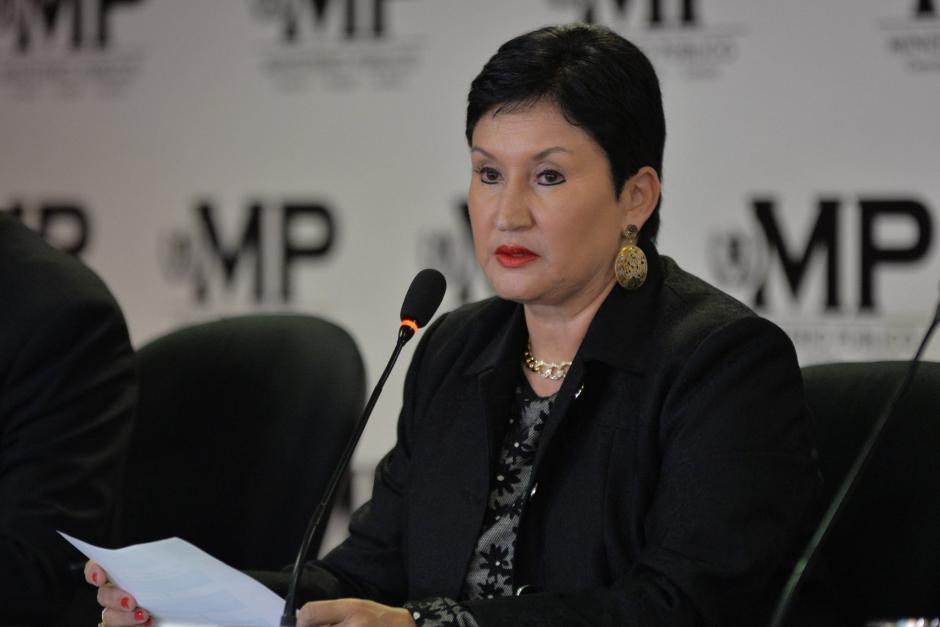Comisionado de ONU insta por elección transparente de fiscal general