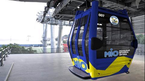 Más de $100 millones para movilizarse por cablemetro en Villa Nueva