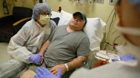 Avance científico: inyectan ADN editado a hombre con enfermedad mortal