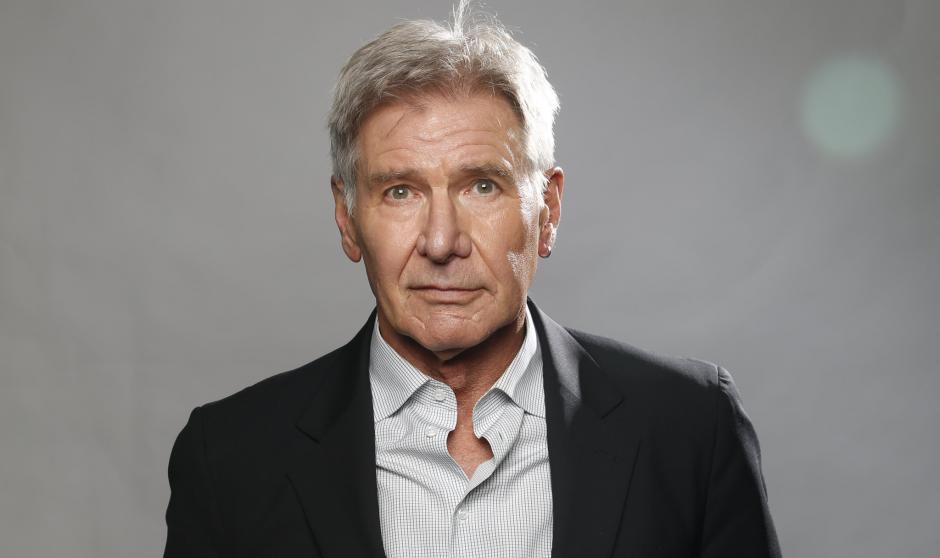 Harrison Ford se convierte en héroe de la vida real