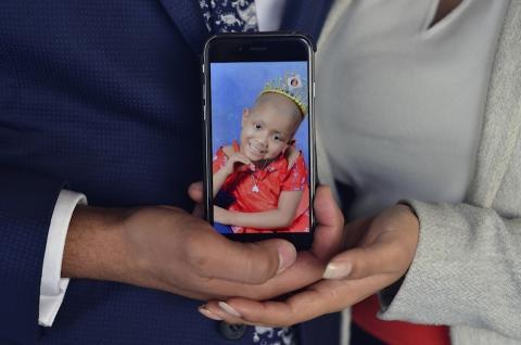 La niña guatemalteca que conmovió a Luis Fonsi e inspiró a miles