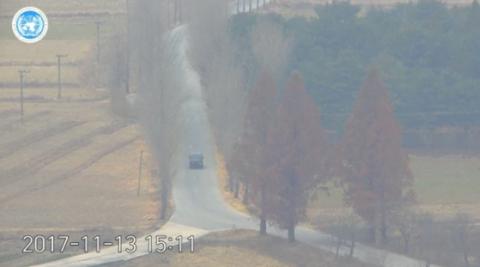 La dramática fuga de un soldado norcoreano hacia Corea del Sur