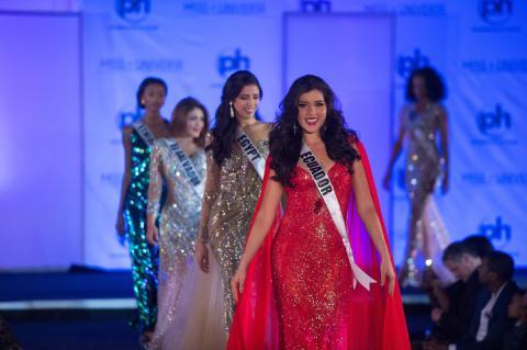 Ellas son las 10 favoritas en Miss Universo