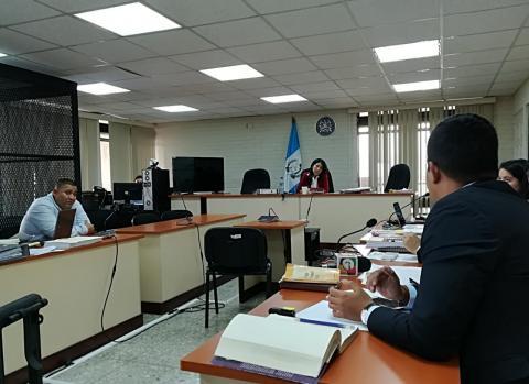 Alcalde de Asunción Mita guardará prisión en Preventivo de la zona 18
