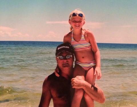 El regalo de cumpleaños de un padre a su hija que hizo llorar a muchos