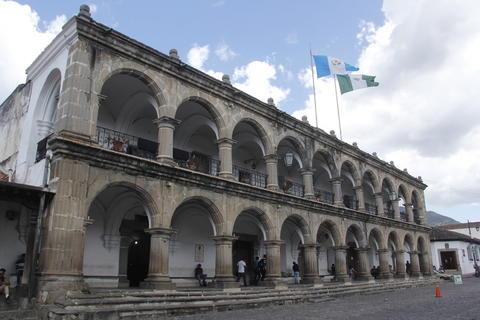 El plan para remozar los monumentos de Antigua Guatemala