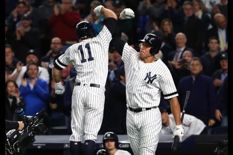 Los Yankees vencen a los Mellizos y siguen en postemporada
