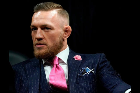 Un video de Connor McGregor como nunca lo habías visto
