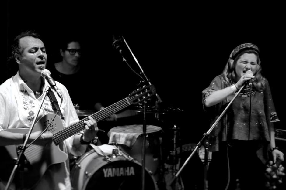 Cantautora guatemalteca lanza su primer disco desde Suiza