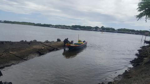 Salmo 91: la embarcación donde transportaban 800 kilos de cocaína