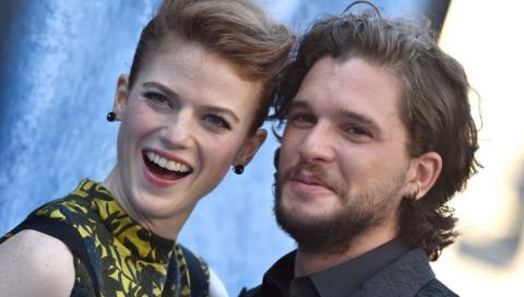 "La broma que casi arruina el matrimonio del actor de ""Game Of Thrones"""