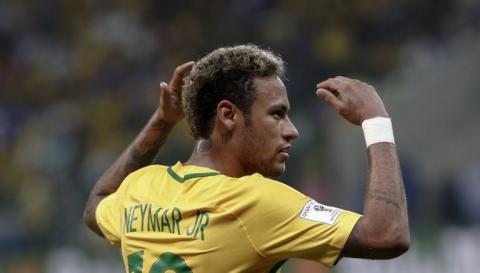 """Neymar denuncia usurpación: """"Hay un idiota que se pasa por mí"""""""